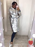 Женская куртка Батал, фото 1