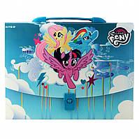 Портфель-коробка А4 LP Kite lp19-209