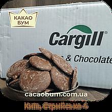 Шоколад молочний 30% Cargill 500 г Бельгійський в каллетах