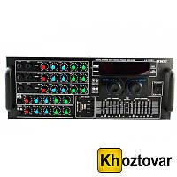 Усилитель звука AMP 2009/707 BT UKC