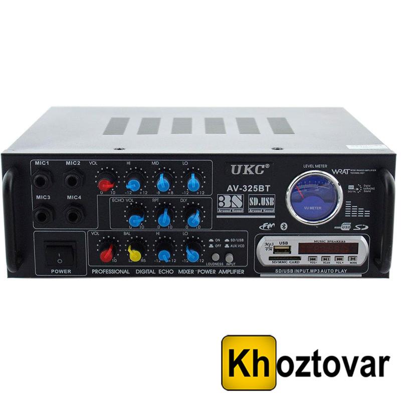 Усилитель звука AMP 325 BT UKC