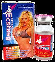 Возбуждающие капли для женщин Ecstasy / Экстаз, 1 фл по 10 мл (Пробникк)