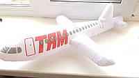 Надувная игрушка самолет, 58 см, в кульке