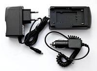 Зарядное устройство для фотоаппарата Универсальное JVC BN-VF808U, BN-VF815U, BN-VF823U, Sony NP-FA50, NP-FA70 (DV00DV2196) PowerPlant