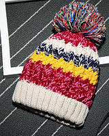Зимняя женская шапка AL-7983-16