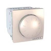 Светорегулятор (диммер) 40-400 Вт, сл. кость. Unica MGU3.511.25