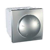 Светорегулятор (диммер) 40-400 Вт, алюминий. Unica Top MGU3.511.30