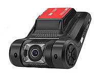 Мини WiFi видеорегистратор  E-Aсе Novatek 96658 170° FHD 1080P