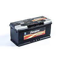 Аккумулятор  110Ah-12v Energizer Prem.(393х175х190), R,EN920