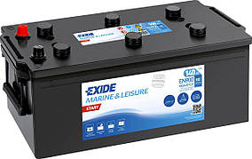 Аккумулятор  100Ah-12v Exide PREMIUM(353х175х190),R,EN900