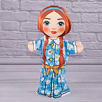 """Лялька на руку """"Онучка"""" 00607-10"""