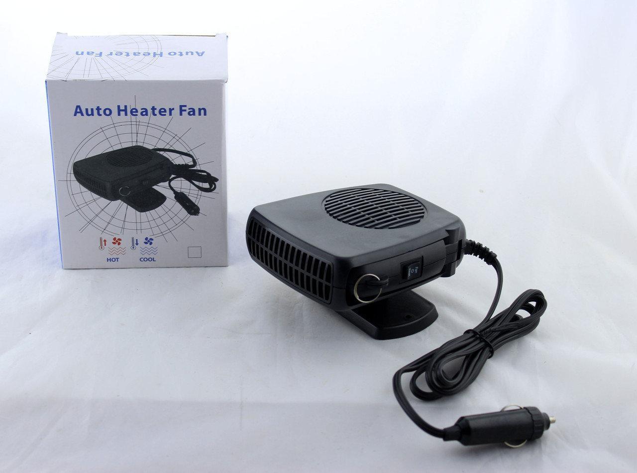 Автодуйка Car Fan 703 керамический обогреватель, фото 1