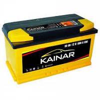Аккумулятор  100Ah-12v KAINAR Standart+ (353х175х190),R,EN850