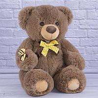 """М'яка іграшка """"Ведмедик Бублик"""" №01 коричневий 21003-4"""