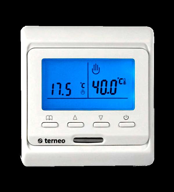 Терморегулятор terneo pro (програмований)