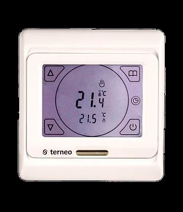 Терморегулятор terneo SEN (програмований сенсорний), фото 2