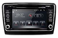 Штатная автомагнитола AudioSourceS T90-830A для (Skoda SuperB 2008-2015), фото 1