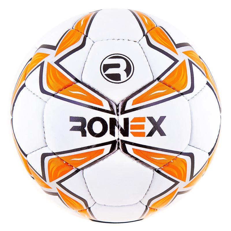 Мяч футбольный Grippy Ronex-MLT оранжевый RX-MOL/1