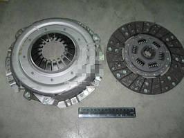 Комплект сцепления УАЗ (диск нажимной+ведомый) (Luk). 625 2339 09