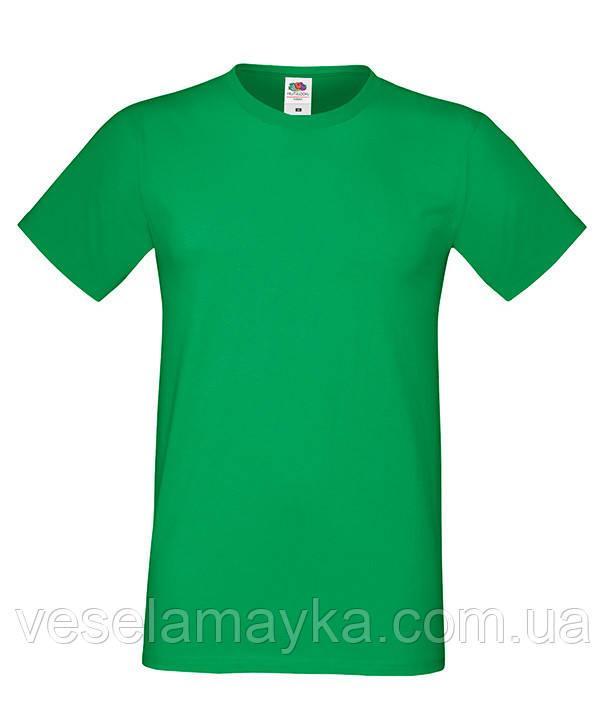 Зелена чоловіча футболка (Преміум)