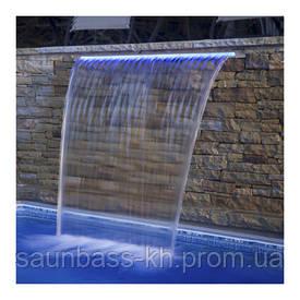 Emaux Стеновой водопад EMAUX PB 300-25(L) с LED подсветкой