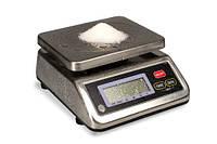 Вологозахищені ваги Base СВСм-3/6-1/2 (до 6 кг, нерж.сталь)