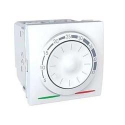 Терморегулятор для тёплого пола, белый. Unica MGU3.503.18