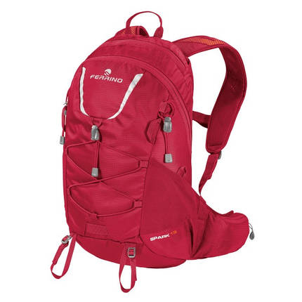 Рюкзак спортивный Ferrino Spark 13 Red, фото 2