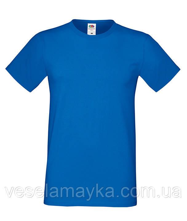 Синя чоловіча футболка (Преміум)