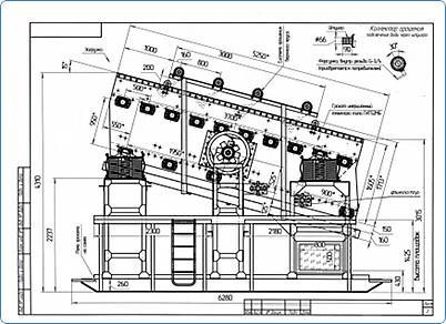 Характеристики грохота гит-52м ремонт дробильного оборудования в Павловский Посад
