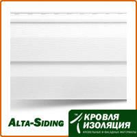 Панель Alta-Siding, белый; 3,66х0,23м