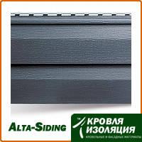 Панель Alta-Siding, дымчатый; 3,66х0,23м