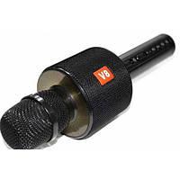 Беспроводной микрофон с динамиком v8