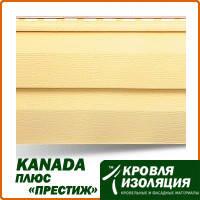 """Панель KANADA плюс """"Престиж"""", желтый; 3,66х0,23м"""