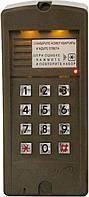 Блок виклику домофона БВД-310R /Ціна з ПДВ/ Пластикова полікарбонатна/БрелокEM-MarinVIZIT-RF2.1 RFID-125kHz