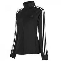 Спортивная куртка adidas Three Stripe Track Top Black/White - Оригинал
