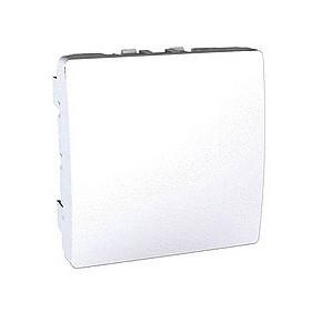 Заглушка 2 мод., біла. Unica MGU9.866.18