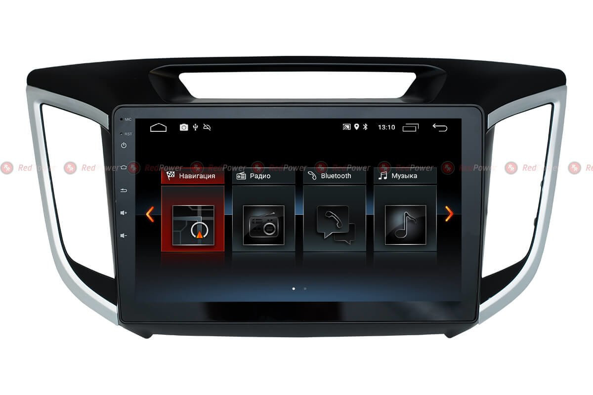 Штатная автомагнитола Redpower RP30025IPS (Hyundai Creta)