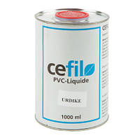 Жидкий ПВХ Cefil PVC Liquide темно-голубой