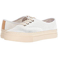 Кроссовки Soludos Platform Mesh Sneaker White - Оригинал