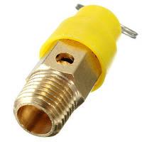 "Клапан запобіжний 1/4"" (8 атмосфер) AIRKRAFT SP009-8"