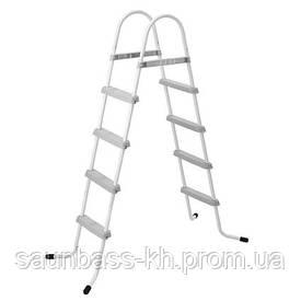 Bestway Лестница Bestway 58395/58336/58097 (122см, 4 ступени)