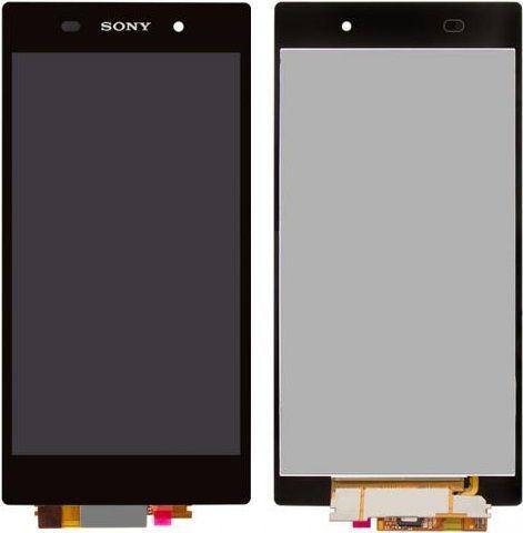 Дисплей (экран) для телефона Sony Xperia Z1 L39h C6902, C6903, C6906, C6943 + Touchscreen Original Black