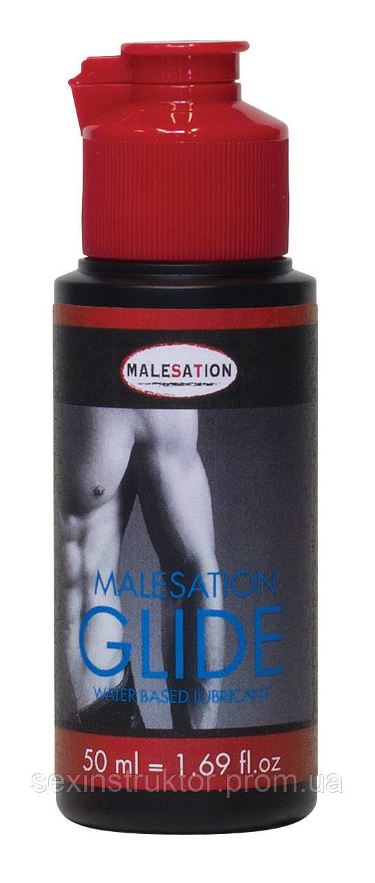 Лубрикант - MALESATION Glide (water based)