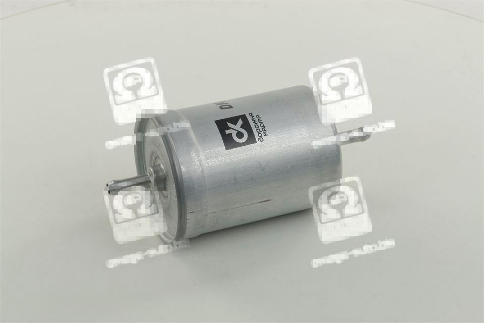 Фильтр топливный ГАЗ-3302, AUDI, VW, SKODA (под хомут) (Дорожная карта). DK8041