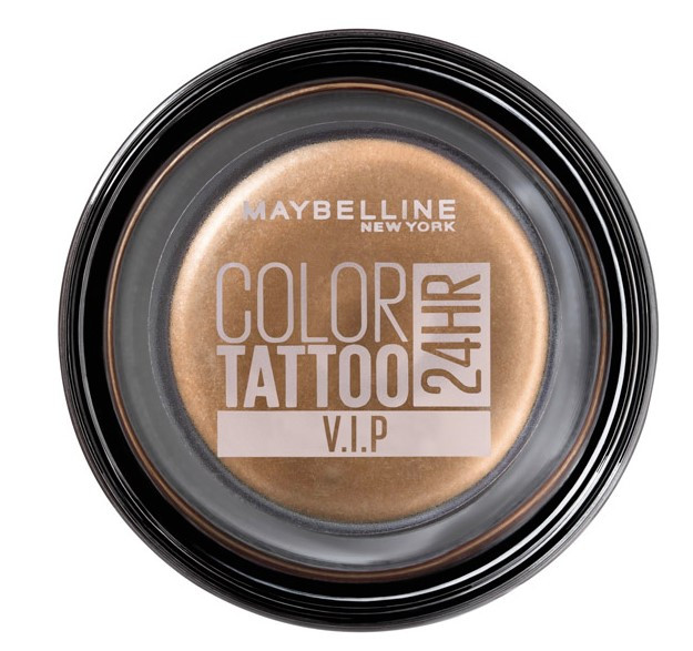 Гелевые крем-тени для век Maybelline Colour Tattoo, оттенок 180