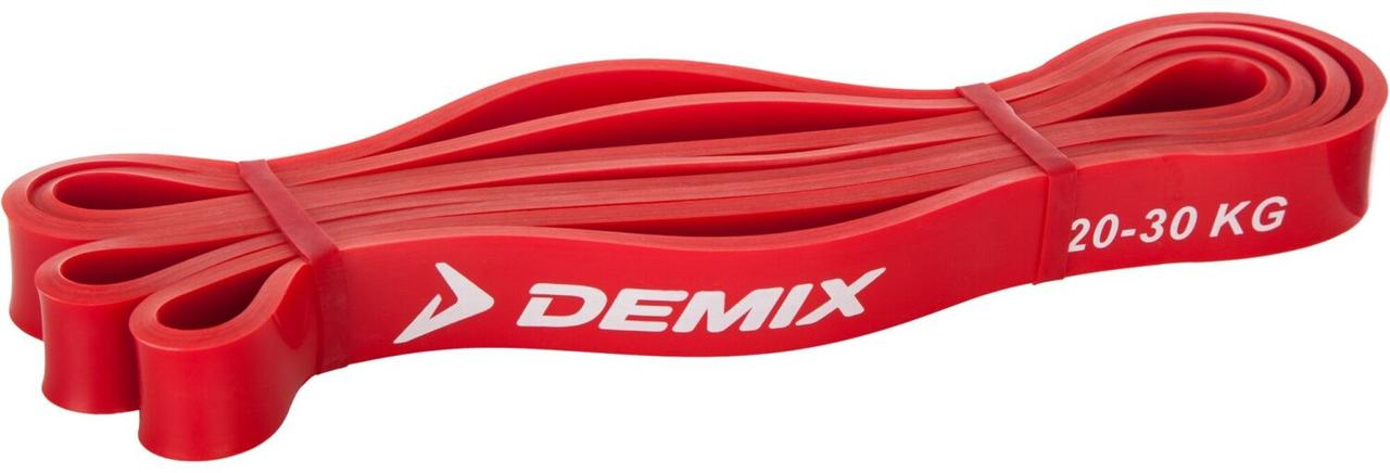 Лента силовая Demix, Красный
