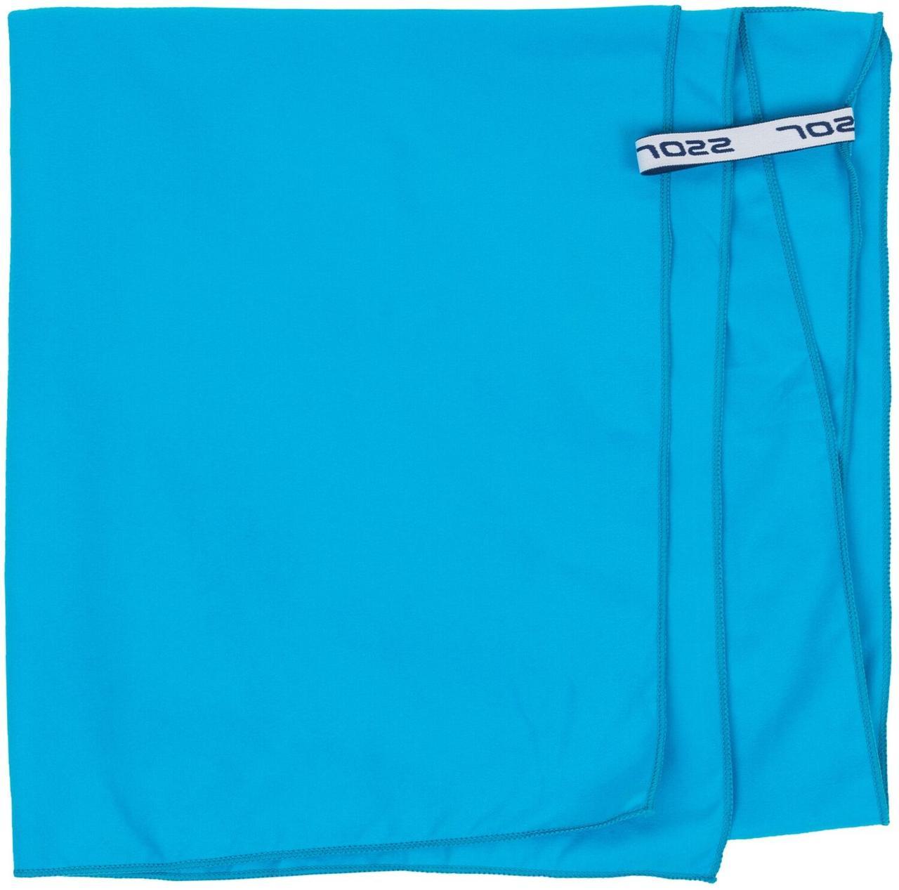 Полотенце абсорбирующее Joss Absorption Towel, ярко-голубой