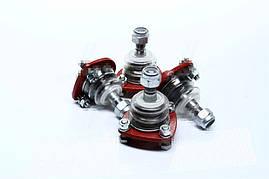 Опора шаровая ВАЗ 2101-2107 TRS верхняя 2шт.+нижняя 2шт. (BJST-109) (Трек). 2101-2904192/4082