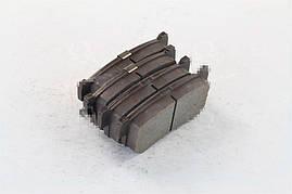 Тормозные колодки задние дисковые (SsangYong). 48413090A1